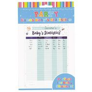 Artwrap Guess Baby Statistics Game