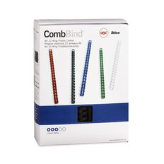 Ibico Binding Comb 25mm 50 Pack