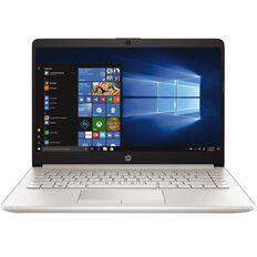 HP HP 14-Inch Notebook - 14S-CF3022TU