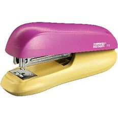 Rapid Stapler F6 Funky + Staples Pink/Yellow