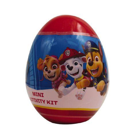 Paw Patrol Paw Patrol Activity Egg Mini