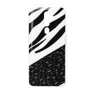 Oppo A5 (2020) Phone Case Black/White