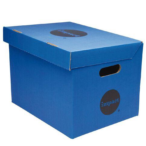 Impact Archive Box Blue