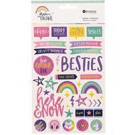 Rosie's Studio Dream In Colour Paper Flowers 16 Piece
