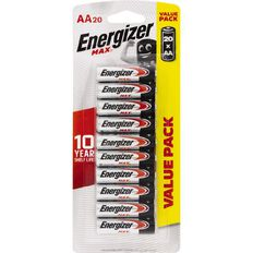 Energizer Max AA 20 Pack