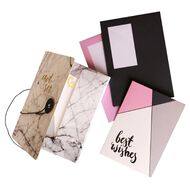 Uniti Marble 10 Pack Card Set Multi-Coloured