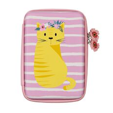 WS Pencil Case Hardcover Cat