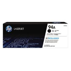 HP Toner 94A Black (1200 Pages)