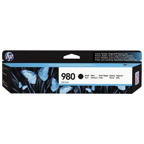 HP 980 Black Original Ink Cartridge (10000 Pages)