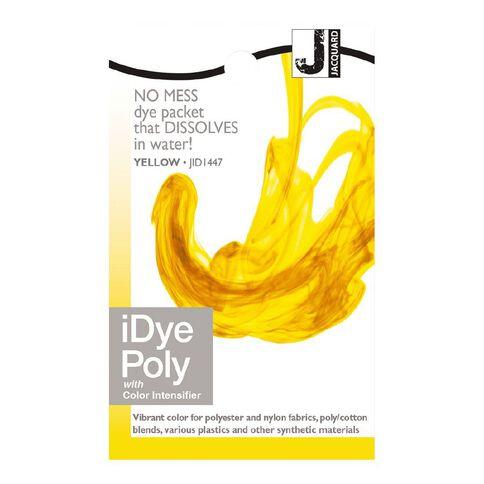 Jacquard iDye Poly 14g Yellow