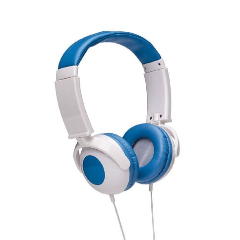 Tech.Inc Kids' Volume Limited Headphones Blue