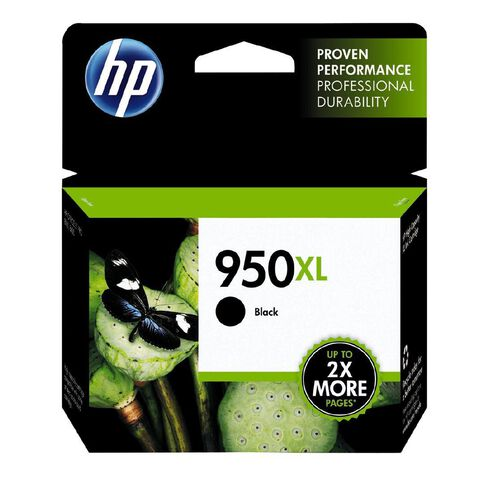 HP Ink Cartridge 950XL Black (2300 Pages)