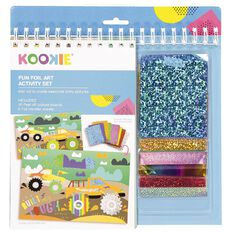 Kookie Activity Pad Fun Foil