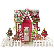 Wonderland Festive Make Your Own 3D Foam House