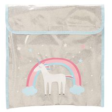 Kookie Unicorn Homework Bag