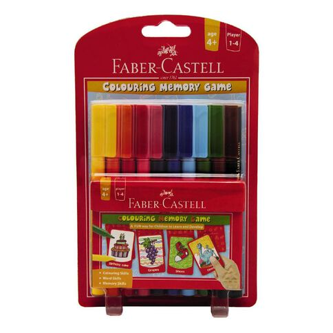 Faber-Castell Connector Memory Game
