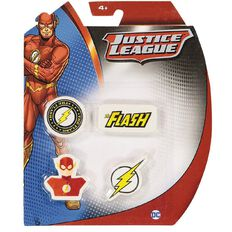 The Flash Erasers Set 4 Pack