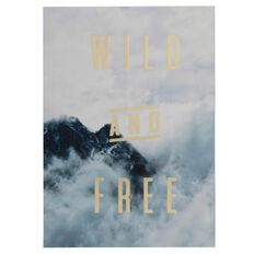 Banter Wild & Free Softcover Notebook A6