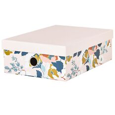 Uniti Winter Bloom Storage Box A4