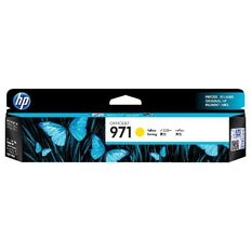 HP Ink 971 Yellow (2500 Pages)