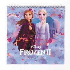 Frozen 2020 Calendar Frozen II 305mm x 305mm