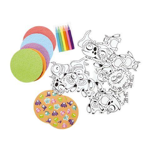Kookie Craft Party Pack 200 Piece