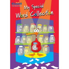Kluwell My Special Word Collection Multi-Coloured