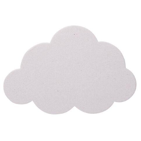 Rosie's Studio Chipboard Shape Cloud 22cm