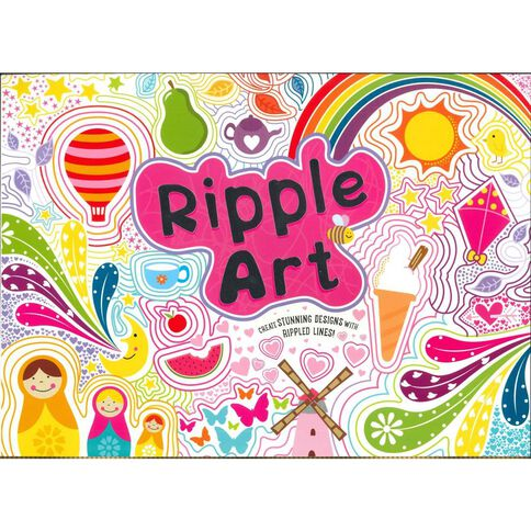 Ripple Art Pad A3