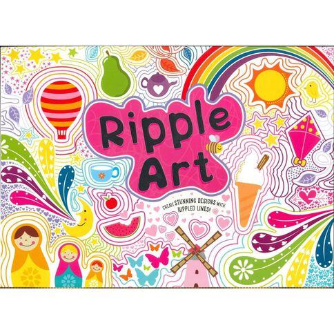 Ripple Art Pad A3