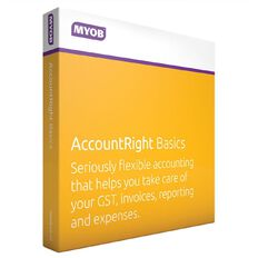 Myob Accountright Live Basics Multi-Coloured