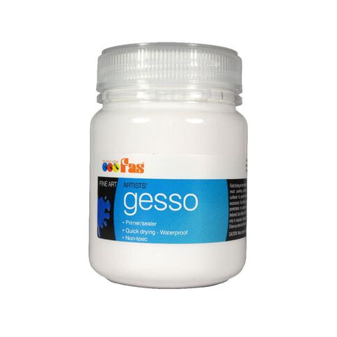 FAS Gesso Primer 250ml White