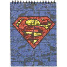 Superman Sketch Pad A4