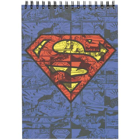 Superman Sketch Pad A4
