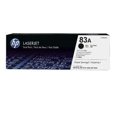 HP Toner 83A Black (1500 Pages)