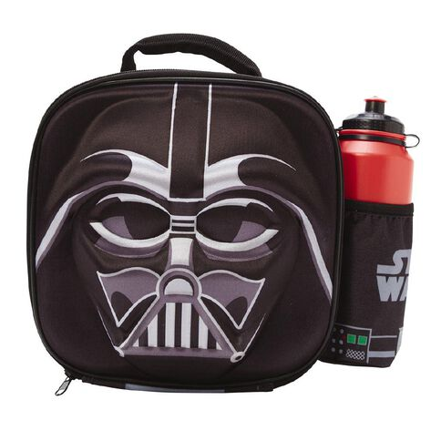 Star Wars Darth Vader 3D Lunch Bag with Bottle