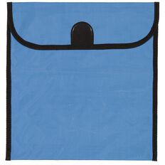 GBP Stationery Book Bag Blue 370mm x 335mm