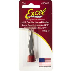 Excel No 11 Blade 5 Piece