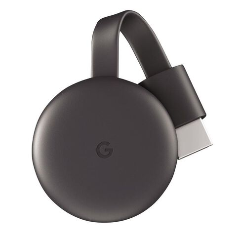 Google Chromecast 2018 Model Grey