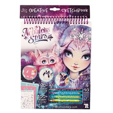Nebulous Stars Creative Sketchbook Nebulia