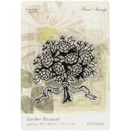 Couture Creations Butterfly Garden Mini Stamps