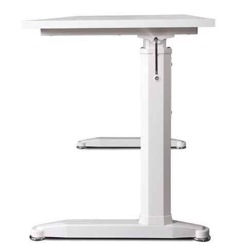 Workspace Height-Adjustable Desk 1400 White