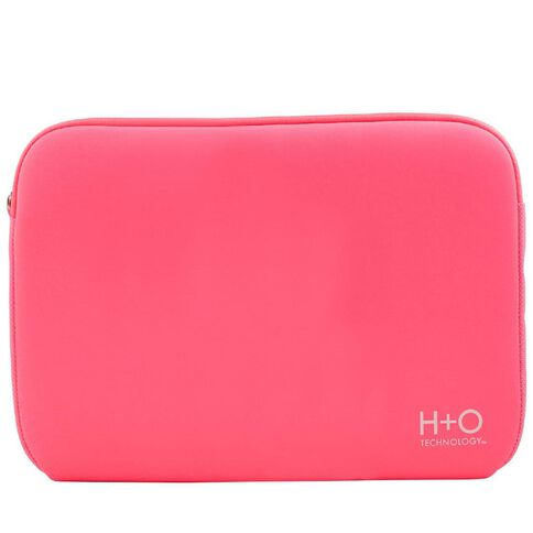 H+O Technology 11.6 inch Laptop Sleeve Pink