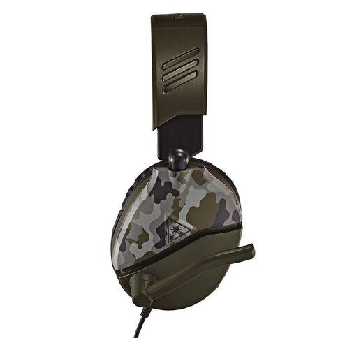 Turtle Beach Headset Recon 70 Camo Green