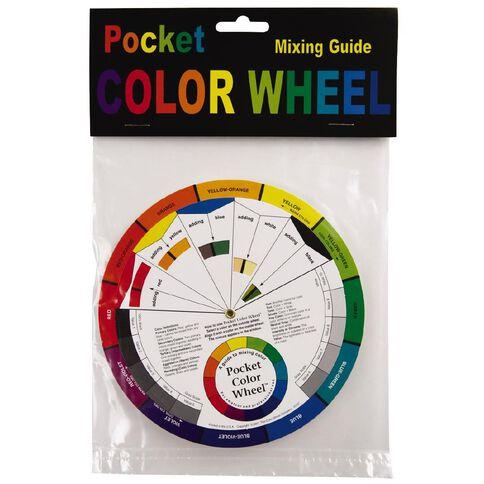 DAS Colour Wheel Pocket
