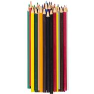 Kookie Coloured Pencils Multi-Coloured 36 Pack