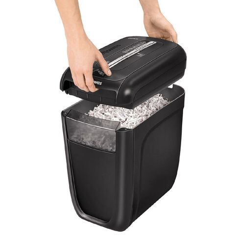 Fellowes Shredder 60Cs 10-Sheet Cross Cut