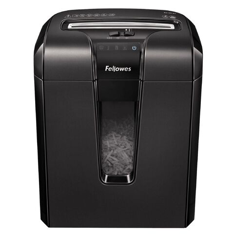 Fellowes Shredder 63Cb Cross Cut 10-Sheet
