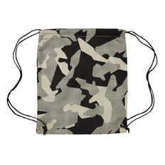 WS Swim Bag Boy Camo 325x390mm