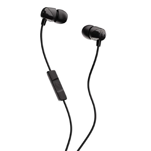 Skullcandy Jib Earbuds with Mic Black